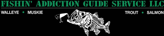 Fishin' Addiction Guide Service